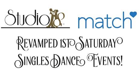 Singles Dance Event w/Match tickets