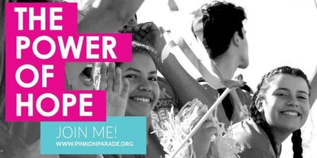 Pink On Parade [VENDOR] Registration 2019 tickets