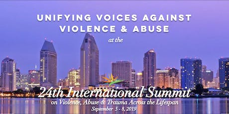 Event Volunteer- 24th Summit on Preventing, Assessing & Treating Trauma tickets