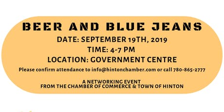 Beer & Blue Jeans Networking Event tickets