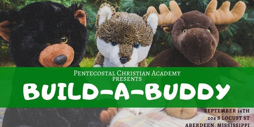 Build-a-Buddy Fundraiser for Pentecostal Christian Academy