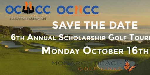 2019 Scholarship Golf Tournament