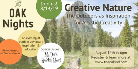 OAK Nights - August Event tickets