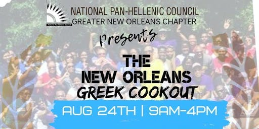 New Orleans Greek Cookout