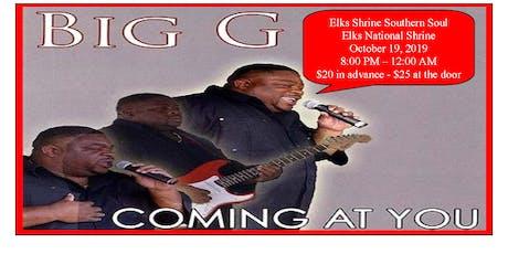 Elks Shrine Southern Soul tickets