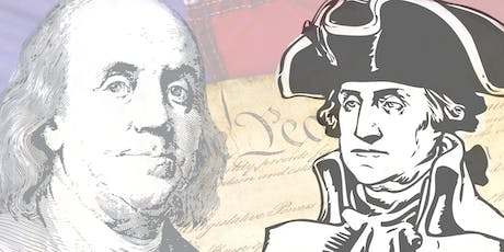 Franklin and Washington: The Founding Partnership tickets
