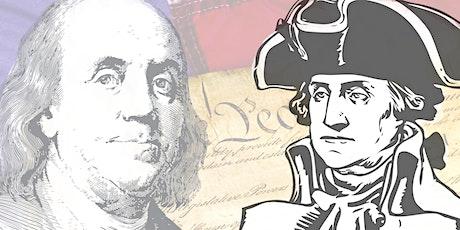 Franklin and Washington: The Founding Partnership tickets