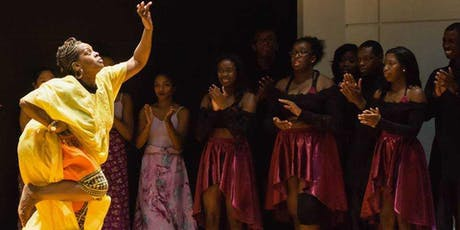 Contemporary African Dance Workshop tickets