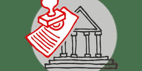 Une Séance D'information Sur Registre National Des tickets