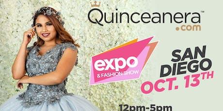 Quinceanera.com Expo & Fashion Show San Diego tickets