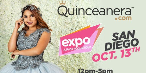 Quinceanera.com Expo & Fashion Show San Diego