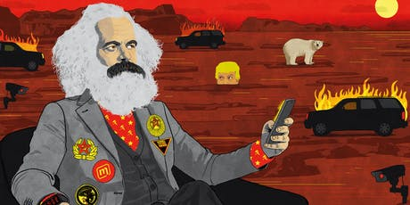 How To Be A Marxist: Martin Hägglund in conversation with Lea Ypi tickets