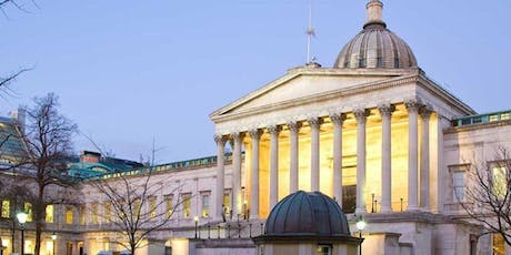 UCL Institute of Finance and Technology Launch Event tickets