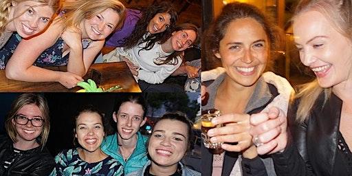 Green Tortoise San Francisco Hostel's Female Traveler Connection: Free Dinner, BYOB, Backpacker Olympics