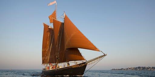Gloucester Schooner Festival: Parade of Sail & Race