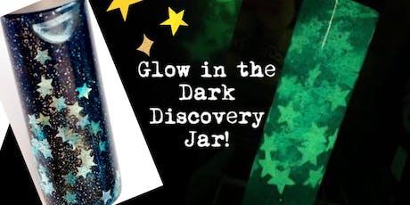 Wow! Glow in the Dark Galaxy in a Jar!! tickets