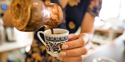 Rüya Turkish Coffee x The Budding Florist