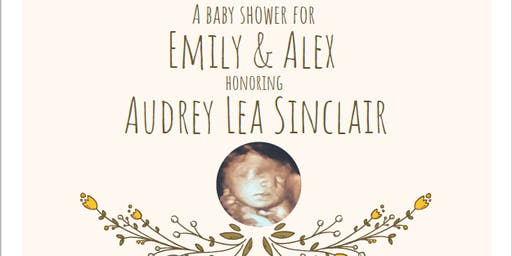 Audrey's Baby Shower