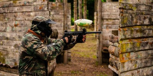 Paintball Networking Event