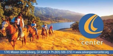 Take A Ride Back In Time For  The Solvang Senior Center tickets