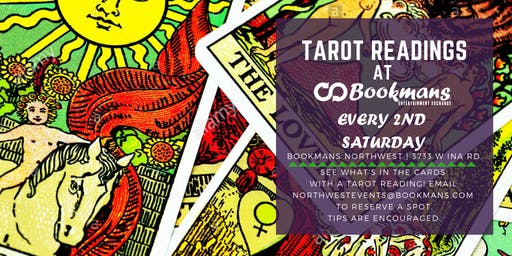 Bookmans Northwest Presents: Tarot Readings with Kay
