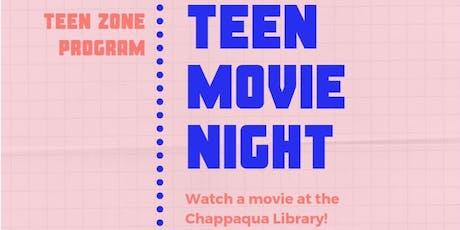 Teen Movie Night tickets