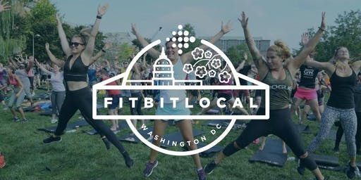 Fitbit Local Super Sweaty Circuit Carnival