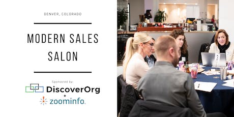 "Modern Sales Pro Salon - Denver #6 - ""The Power of Personalization"" Night  tickets"