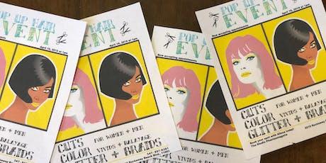 Stylist Pop Up Hair Event tickets