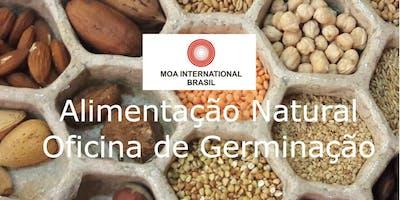MOA - Alimentação Natural - Oficina de Germinação