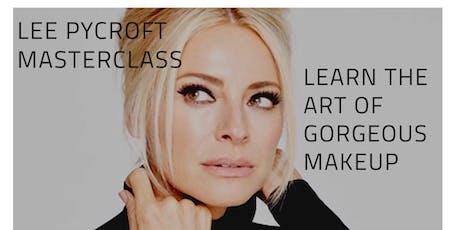 Lee Pycroft Makeup Masterclass.  tickets