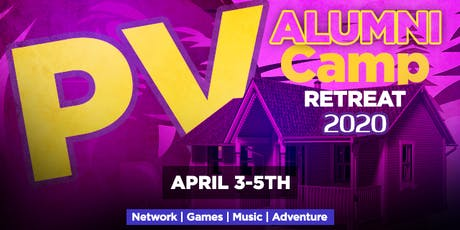 PV Alumni Camp Retreat 2020 tickets