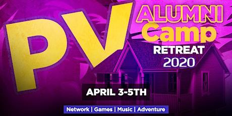 PV Alumni Camp Retreat 2020 tickets