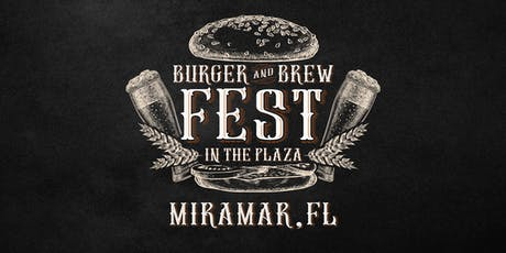 2019 Burger & Brew Fest tickets