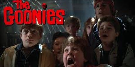 FREE - Movie under the stars - THE GOONIES tickets