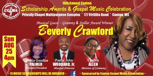 16th Annual Canton Scholarship Awards & Gospel Music Celebration