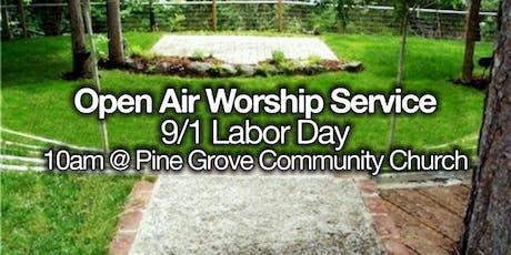 Open Air Worship Service tickets
