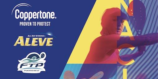 Coppertone y Aleve Presentan: EL NACIONAL 2019
