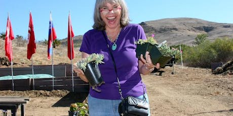Fall Plant Sale Fundraiser at SLO Botanical Garden tickets