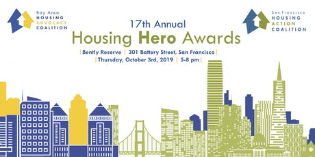 17th Annual Housing Hero Awards tickets