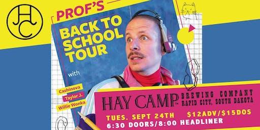 PROF at Hay Camp
