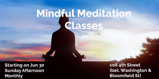 Mindful Meditation Class -Balance Your Chakra With Guided Meditation