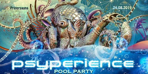 Psyperience Pool Party w/ LsDirty, Babalos & Will O Wisp