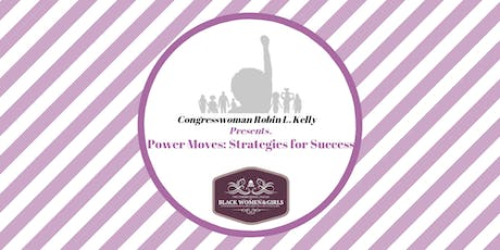 Power Moves: Strategies for Success tickets
