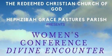 RCCG  Hephzibah Grace Pastures Parish Womens Confe tickets
