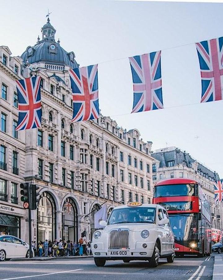 Europe- Triple Stay - London, Paris & Amsterdam image