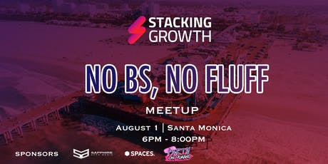 Stacking Growth in Santa Monica: Digital Marketing meetup with top DOers tickets