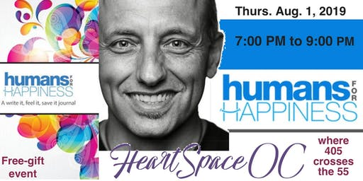 Humans For Happiness – A Night for Mental Wellness - No charge