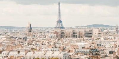 Europe- Triple Stay - London, Paris & Amsterdam