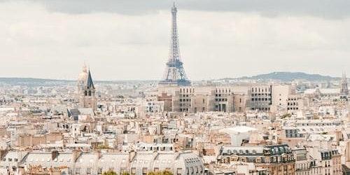 Europe- Triple Stay - London, Paris & Amsterdam